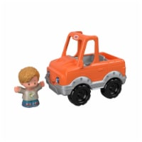 Fisher-Price® Little People Race Car & Helicopter Toy - Assorted