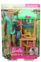 Mattel Barbie® Ken Wildlife Vet