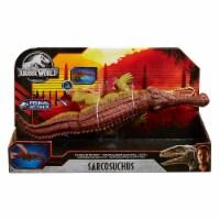 Mattel Jurassic World Total Control Sarcosuchus - 1 ct