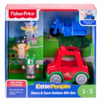 Fisher-Price® Little People Share Care Vehicle Gift Set - 1 ct