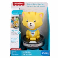 Fisher-Price® Laugh & Learn Crawl-After Cat On A Vac Toy