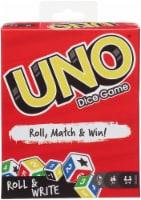 Mattel UNO Dice Game