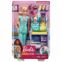 Barbie® Careers You Can Be Anything™ Baby Doctor Doll Set - 1 ct
