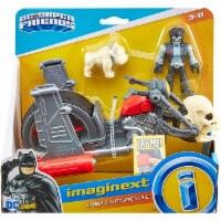 Fisher-Price Imaginext DC Super Friends Lobo & Motorcycle