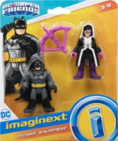 Fisher-Price® Imaginext DC Super Friends Batman & Huntress Figures
