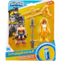 Fisher-Price® Imaginext DC Super Friends Wonder Woman & The Cheetah Figures