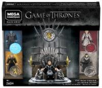 Mega Construx™ Game of Thrones The Iron Throne Set - 1 ct