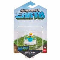 Mattel Minecraft Earth Boost Future Chicken Jockey Figure