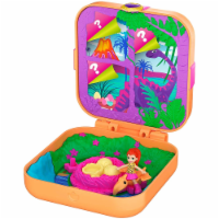 Polly Pocket Hidden Hideouts Lila Dino Discovery Compact Playset - 1 ct