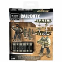 Mega Construx™ Call Of Duty Desert Mission Weapon Crate Building Set - 1 ct