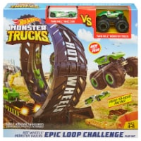 Mattel Hot Wheels® Monster Trucks Epic Loop Challenge Play Set