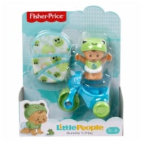 Fisher-Price® Little People Bundle n Play Frog Toy Set