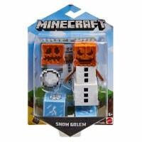Minecraft Earth Snow Golem Figure