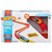 Mattel Hot Wheels® Track Builder Unlimited Premium Curve Track Pack