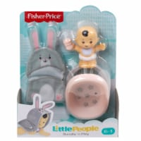 Fisher-Price® Little People Bundle n Play Bunny Toy Set
