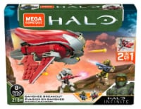 Mega Construx™ Halo Infinite Banshee Breakout Building Set