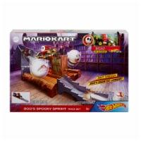 Mattel Hot Wheels® Mario Kart Boo's Spooky Sprint Playset