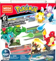 Mega Construx™ Pokemon Trainer Team Challenge Set - 276 pc