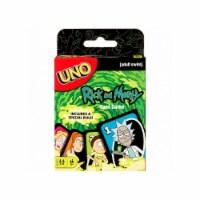 Mattel MTTGPN29 Uno - Rick & Morty Card Game - 1