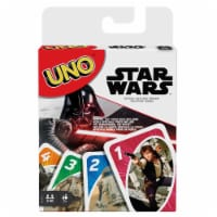 Mattel Star Wars UNO™ Card Game - 1 ct