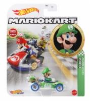Mattel Hot Wheels® MarioKart Luigi Circuit Special Vehicle - 1 ct