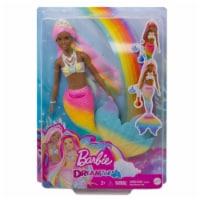 Barbie Color Change Mermaid Doll