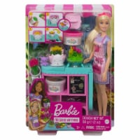 Barbie You Can Be Anything Florist Doll Set - 1 Unit