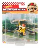 Mattel Hot Wheels® Mario Kart Bowser Standard Kart + Kite - 1 ct