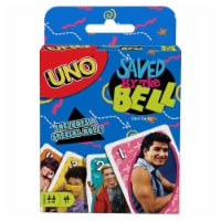 Uno Saved By The Bell The Card Game - 1 Unit
