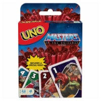 Uno Masters Of The Universe The Card Game - 1 Unit
