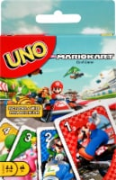 Uno Mario Kart Card Game - 1 ct