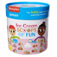 Fisher-Price® Ice Cream Scoops of Fun Game - 1 ct