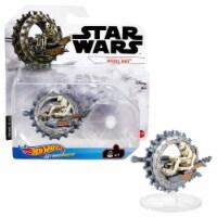 Die Cast Hot Wheels Wheel Bike, Star Wars Starships - 1