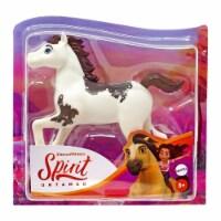 Spirit Untamed Foal White Horse Figure