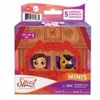 Mattel Spirit Untamed Mini Horse & Character Surprise Box