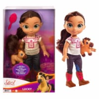 Spirit Untamed Toddler Lucky In Jeans Outfit Doll