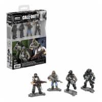 Mega Construx Call Of Duty Tactical Inflitration Team Building Set - 1 Unit