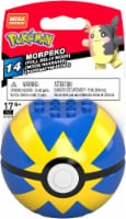Mega Construx™ Pokemon™ Morpeko Poke Ball Building Set - 17 pc