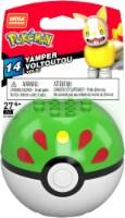 Mega Construx™ Pokemon™ Yamper Poke Ball Building Set - 27 pc