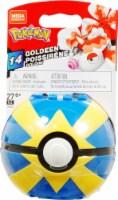 Mega Construx™ Pokemon™ Goldeen Poke Ball Building Set - 1 ct