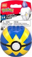 Mega Construx™ Pokemon™ Litwick Poke Ball Building Set - 1 ct