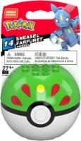 Mega Construx™ Pokemon™ Sneasel Poke Ball Building Set - 27 pc