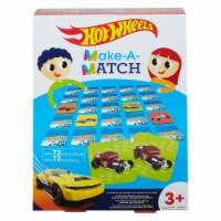 Mattel Hot Wheels® Preschool Make-a-Match Matching Game - 1 ct