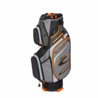 Cobra 90940305 Cobra Golf 2020 Ultralight Cart Bag Quiet Shade-Vibrant Org - 1