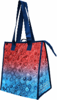 Earthwise Kroger Enterprise Insulated Bag - Red/Blue