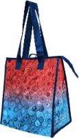 Earthwise Kroger Enterprise Insulated Bag - Red/Blue