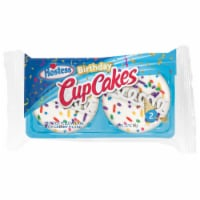 Hostess Single-Serve Birthday CupCakes 2 Count