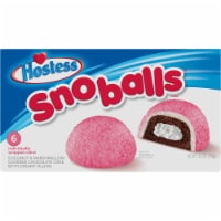 Hostess Snoballs 6 Count