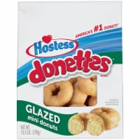 Hostess Glazed Donettes Mini Donuts