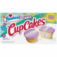 Hostess Spring Limited Edition Vanilla CupCakes